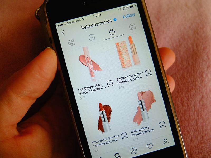 Instagramショッピングの機能とは?導入方法や使い方を解説